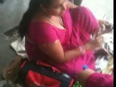 Bus Indian Milf Train