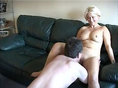 British Milf Threesome