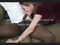 Black Deepthroat Wife Mature