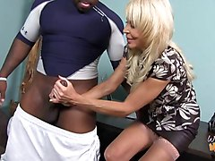 Black Creampie