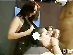 bride fucked by stripper