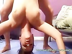 solo flexible brunette