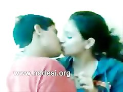 Indian College Kissing