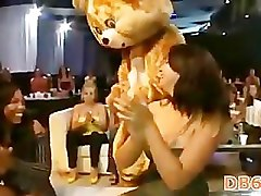cfnm bachelorette fucked by stripper at hen night