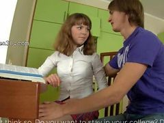 Erotic Kitchen Teen