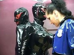 Rubber German Doll