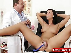 Gyno Babe Pump Teacher Exam