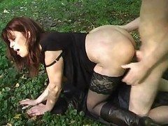 Milf Outdoor