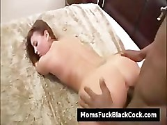 Mature Honey White gets pussy destroyed by big black cock