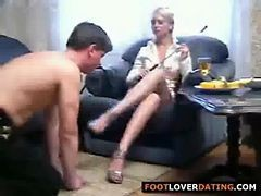 Bdsm Feet Domination Russian