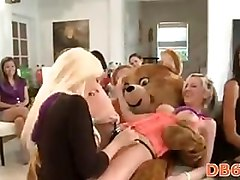 fucked by teddy at party