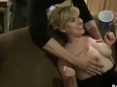 Amateur Homemade Drunk Orgy Party