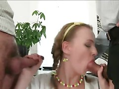 Double Anal Office