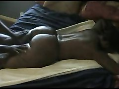 Ebony Massage Big Ass