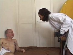 Arab French Nurse