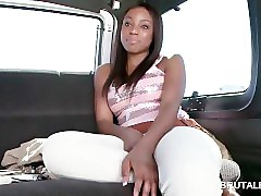 Ebony Teen Money