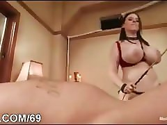 kayla kleevage gets railed retro