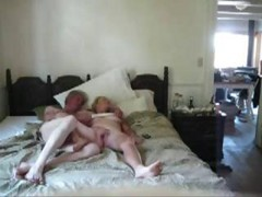 Wife Orgasm Couple Mature