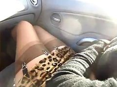 fucked in car pickup