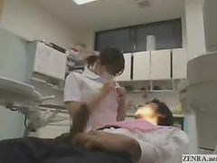 Asian Japanese Office Masturbation Jerking