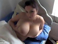 Instruction Masturbation Jerking Big Tits