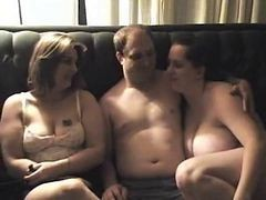 Amateur Bbw Threesome