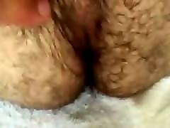 chlupate squirting solo