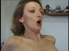 Anal French Mature