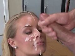 compilation first facial