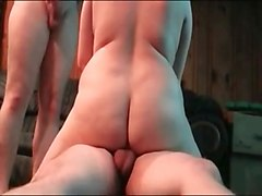amateure threesome
