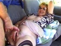 sucking dick in car with other people