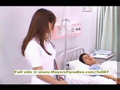 Chinese Blowjob Nurse