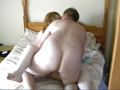 Riding Girlfriend Bbw Fat Redhead
