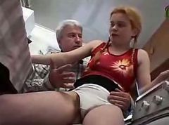 old man young girl anal