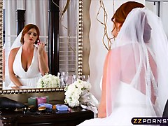 Chubby Cheating Bride Wedding