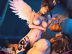 halloween video game sfm compilation