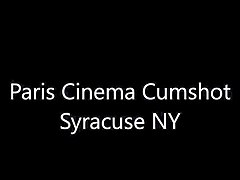 Cinema Cumshot