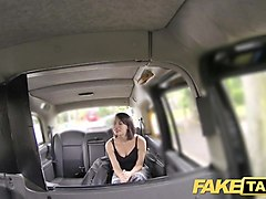 ass fucked in fake taxi