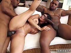 Black Teen Threesome