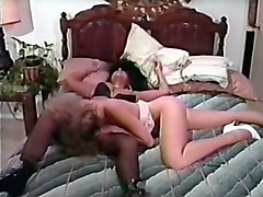 two wild and lascivious ladies on the bed love lesbian oral sex