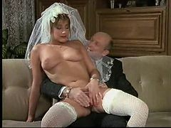 German Bride Wedding