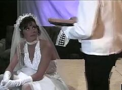 bride interracial gangbang