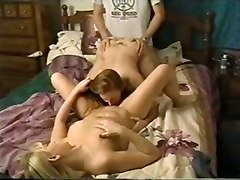 Amateur Ffm Threesome