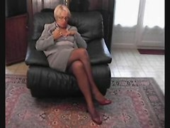Amateur French Compilation Stockings