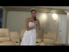 real homemade amateur bride in rough gangbang