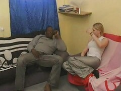 blond mature interacial cuckold