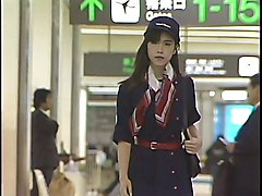 stewardess japanese