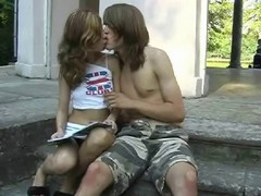 Couple Outdoor