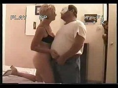 Chubby Wife Old Man Mature