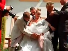bride gangbanged by black